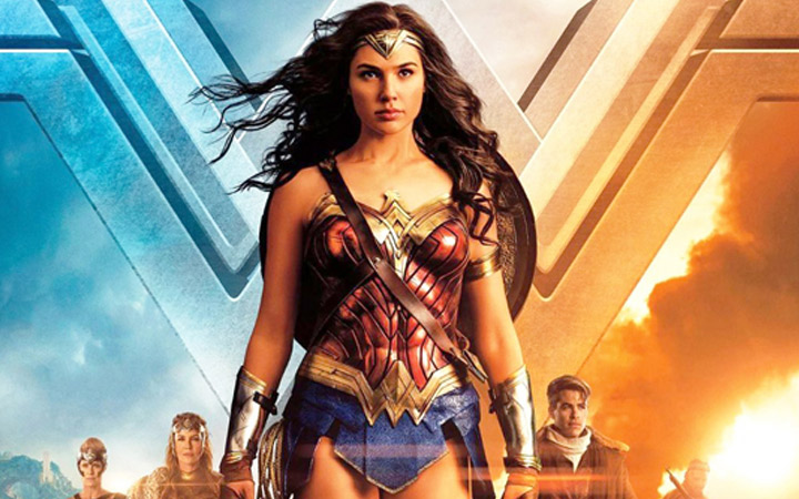 movie review Wonder Woman-1