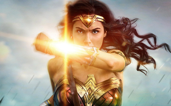 movie review Wonder Woman-2