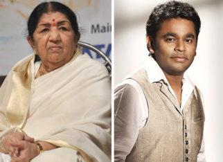 """Music has no language"", Asia's most accomplished singer Lata Mangeshkar bats for A.R. Rahman"