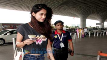 Akshay Kumar, Sushant Singh Rajput, Mira Kapoor snapped at the airport