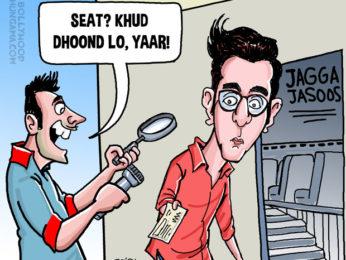 Bollywood Toons Ranbir's Jagga Jasoos in theatres!
