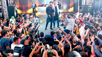 Celebs grace the IIFA Stomp – A welcome party at Times Square!