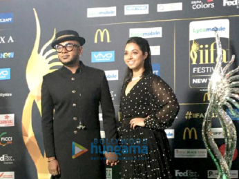 Celebs at the IIFA Green Carpet