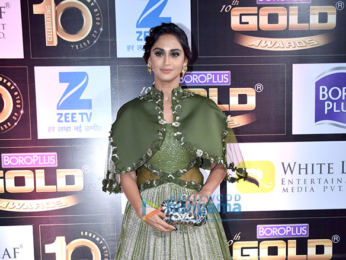 Celebs grace the '10th Gold Awards 2017'
