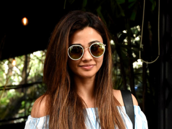 Daisy Shah snapped at The Korner House