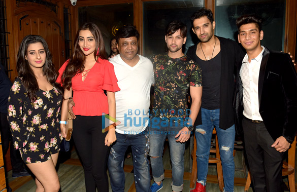 Celebrities grace the surprise birthday bash of Gautam Sharma