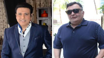 Govinda thanks Rishi Kapoor for showing concern over his Jagga Jasoos bad experience