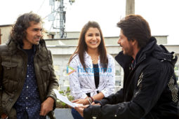 On The Sets Of The Movie Jab Harry Met Sejal