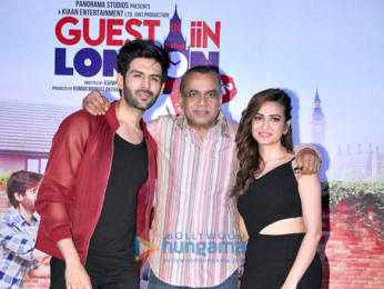 Media meet with cast of 'Guest Iin London'