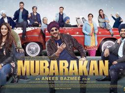 First Look Of The Movie Mubarakan