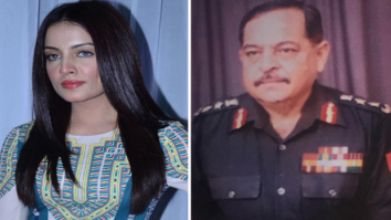 This is how Celina Jaitly paid a tribute to her late father