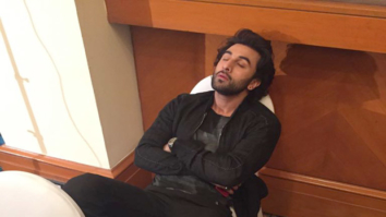 OMG! This is what Ranbir Kapoor does when Katrina Kaif is not around!