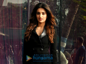 Promotions of 'Munna Michael' with cast