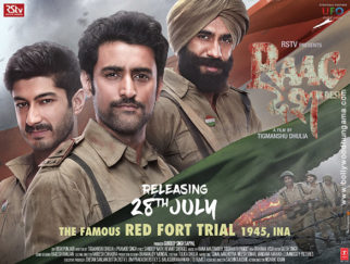 First Look Of The Movie Raag Desh