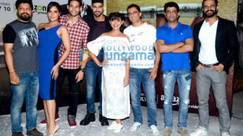 Richa Chadda and Vivek Oberoi promote Amazon web series