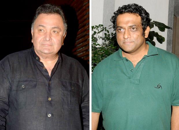 Rishi Kapoor rages as Anurag Basu refuses to show him Ranbir's film