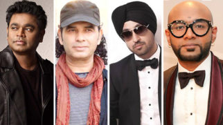 SUPER Performances By A R Rahman Mohit Chauhan  Diljit Dosanjh  Benny Dayal  IIFA Gala Night  New York