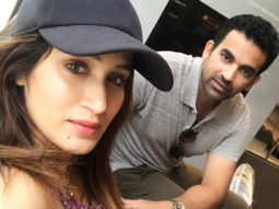 Sagarika Ghatge and Zaheer Khan holiday 1