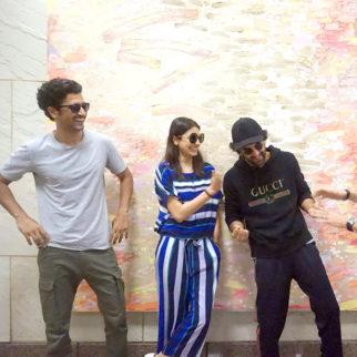 Sanjay Dutt biopic stars Ranbir Kapoor and Anushka Sharma having fun together will remind you of Ae Dil Hai Mushkil