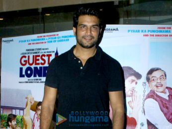 Special screening of the film Guest Iin London at PVR Icon