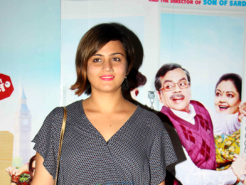 Special screening of the film 'Guest Iin London' at PVR Icon