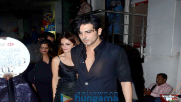 Sussanne Roshan & Zayed Khan snapped at the Bandra project