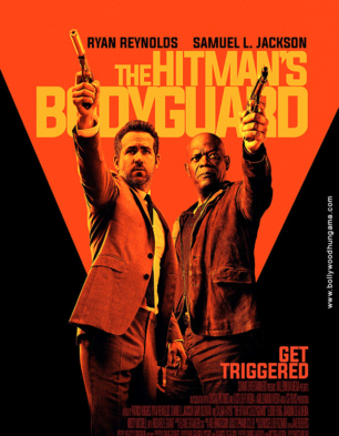 First Look Of The Movie The Hitman's Bodyguard (English)