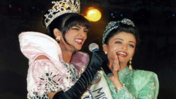 Throwback Tuesday: Here's a picture perfect moment between Sushmita Sen and Aishwarya Rai Bachchan from pageant days