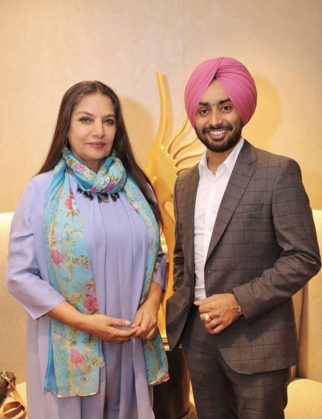 Trailer of Satinder Sartaaj and Shabana Azmi starrer The Black Prince unveiled at IIFA-4