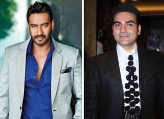 WOW! Ajay Devgn and Arbaaz Khan become first Bollywood actors to lend their voices for a TV premiere of a Telugu film!