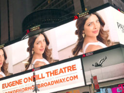 WOW! Priyanka Chopra is shining bright on the billboards at Times Square