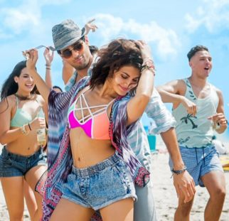 When Sidharth Malhotra and Jacqueline Fernandez turned 'Baat Ban Jaye' shoot into a beach party in A Gentleman