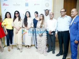 Yesteryear divas Zeenat Aman, Padmini Kolhapure and other celebs grace the jury round of NJA Awards 2017