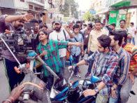 On The Sets Of The Film Bareilly Ki Barfi