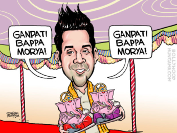 Bollywood celebrates Ganpati Bappa Morya