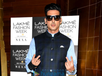 Celebrities on Day 3 of Lakme Fashion Week 2017