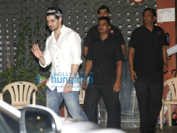 Celebs at Arpita Khan's house for Ganesh Chaturthi celebrations