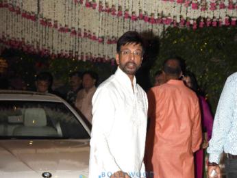 Bollywood biggies at Mukesh Ambani's house for Ganesh Chaturthi celebrations