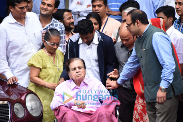 Dilip Kumar discharged from hospital-2