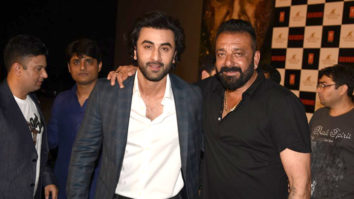 Dutt Biopic Is Not A Biopic It's a Science Fiction Film Ranbir Kapoor  Bhoomi Trailer Launch