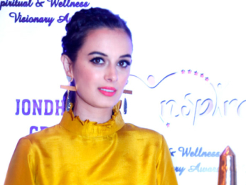 Evelyn Sharma graces the 'Iinspire - Spiritual & Wellness Vsionary Awards 2017'