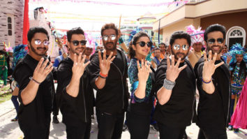 Exclusive: Golmaal Again team's HUNGAMA in Hyderabad