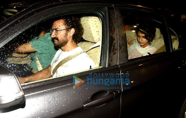 Fatima Sana Shaikh and Aamir Khan's wife Kiran Rao travel together for Junaid Khan's play-2