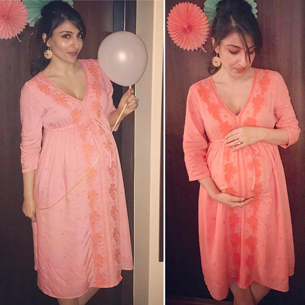 Here's all about Soha Ali Khan's baby shower which had Kareena Kapoor Khan and Karisma Kapoor turn fashion police (1)