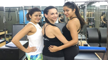 Hot-and-fit looking Katrina Kaif spotted practising Pilates