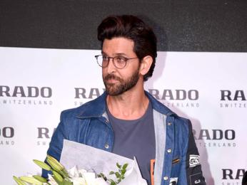 Hrithik Roshan launches Rado store at Palladium