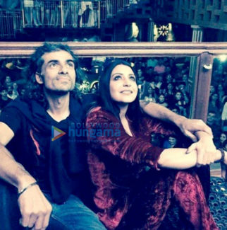 On The Sets Of The Movie Jab Harry Met Sejal