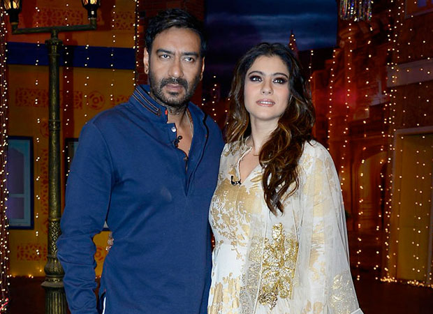 Image result for Kajol and Ajay Devgn
