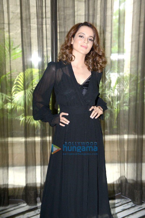 Kangna Ranaut graces NDTV Youth For Change Conclave in Delhi