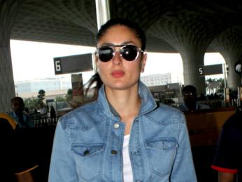 Kareena Kapoor Khan spotted at the airport